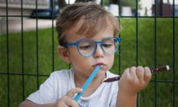 Gafas para niños gratis