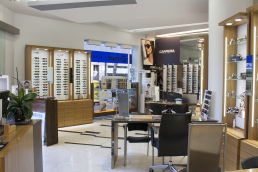 OPTICA NUEVA VISION INTERIOR